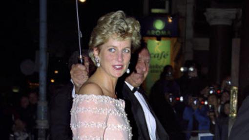 Diana de Gales en Londres