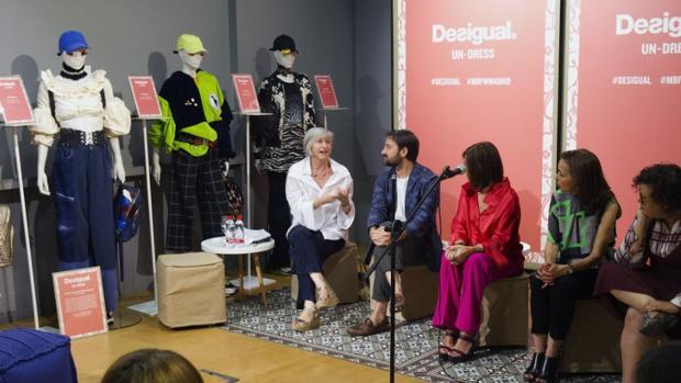 Debate sobre el futuro de la moda