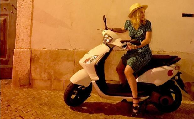 Madonna, en Lisboa, el pasado mes de agosto
