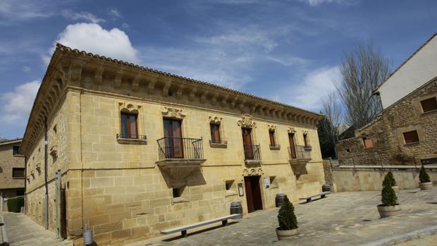 Palacio de Samaniego de Álava