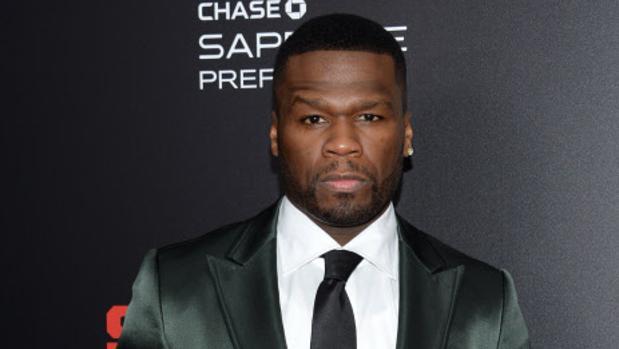 El rapero 50 Cent
