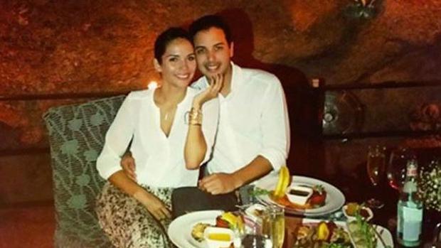 Rosanna Zanetti y Víctor Muñoz