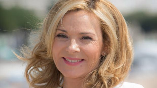 Kim Cattrall, la actriz que interpreta a Samantha en «Sexo en Nueva York»
