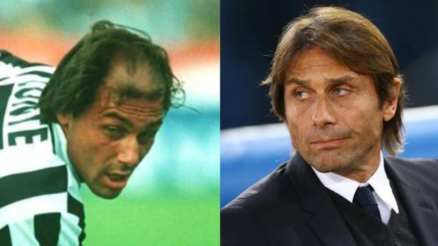El antes y el después de Antonio Conte