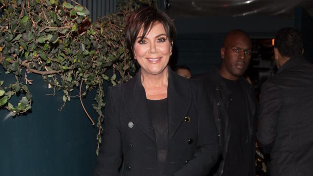 Kris Jenner, la madre de las Kardashian