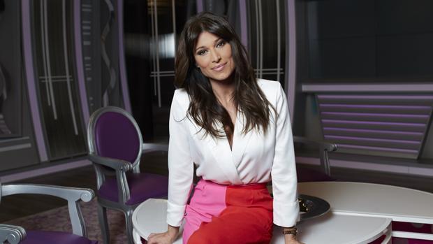Sonia Ferrer, durante la presentación de su nuevo programa