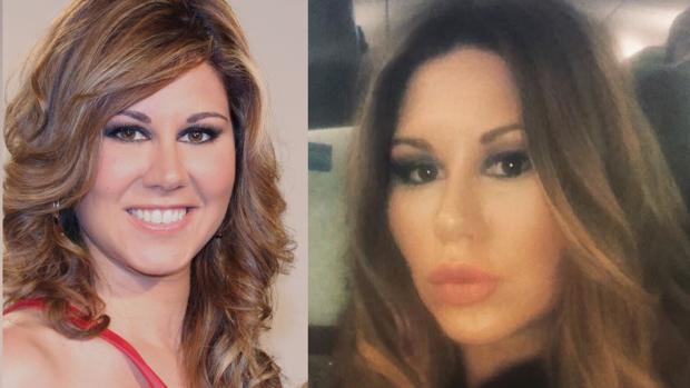 El antes y el después de Tamara