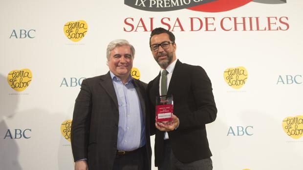 Quique Dacosta, premiado en 2016