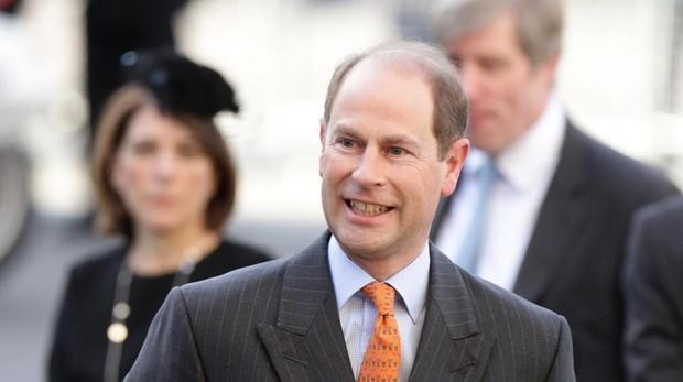 El Príncipe Eduardo, conde de Wessex