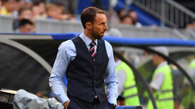 Gareth Southgate, seleccionador de Inglaterra, causa furor con su chaleco
