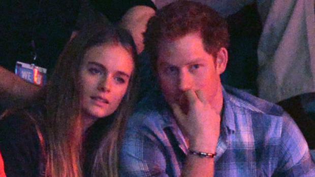 Cressida Bonas y el Príncipe Harry
