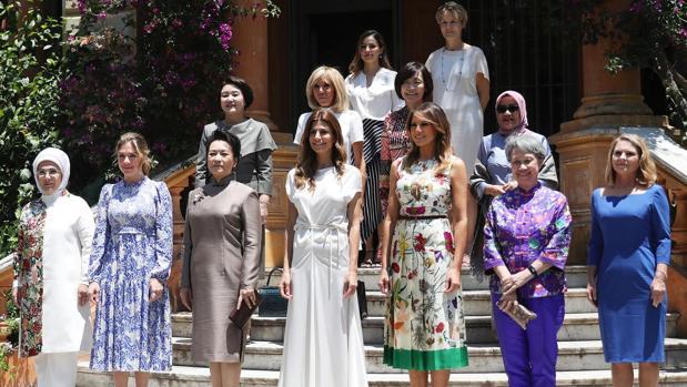 El programa cultural y feminista de las primeras damas del G20