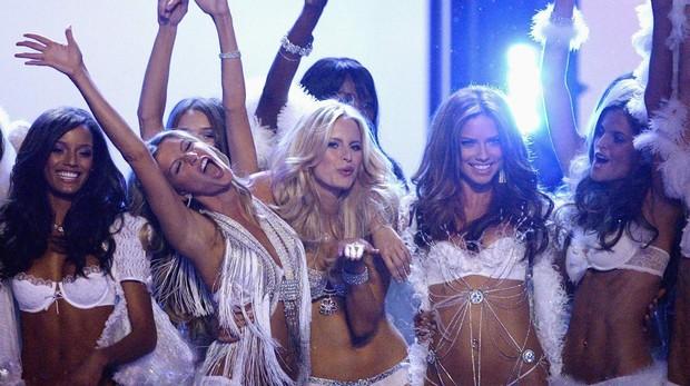 Los ángeles de Victoria's Secret caen en picado