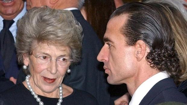 Guerra en la aristocrática familia de Alessandro Lequio por una herencia multimillonaria