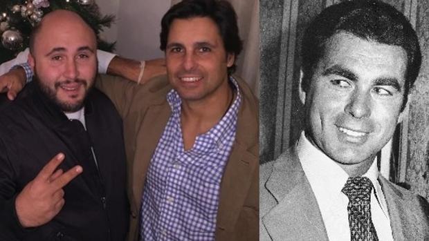 Kiko, Fran y Francisco Rivera