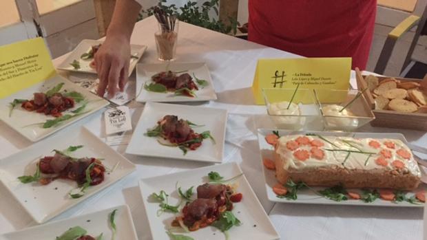 Cocina gaditana y vasca se unieron en el II Encuentro Gastroblogs de Cádiz