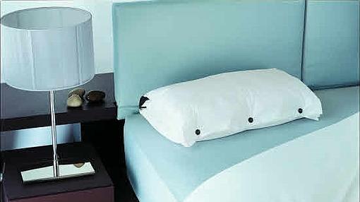 Una almohada para cada tipo de postura.