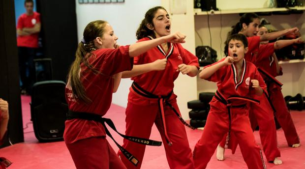 Artes marciales para combatir el bullying
