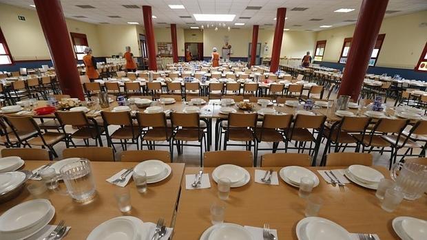 La pol mica por la comida de los comedores escolares est servida - Comedores escolares malaga ...