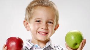 ¿Qué frutas y verduras prefieren los niños?
