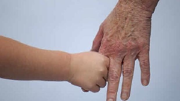 Los abuelos son necesarios en la vida de los niños.