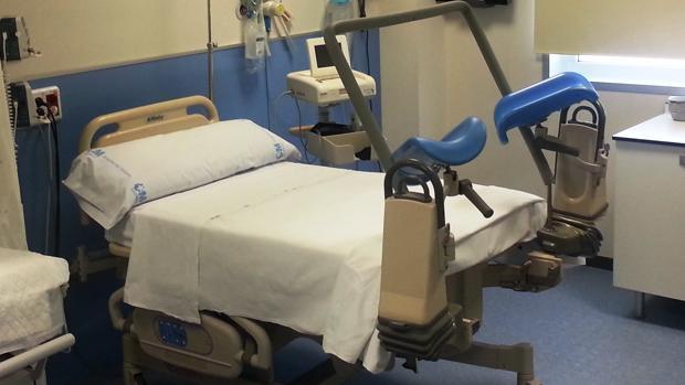 En el Hospital del Henares las mujeres pasan todo el proceso del parto en la misma habitación