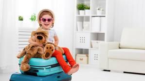 ¿Qué deben llevar los niños al irse de viaje?