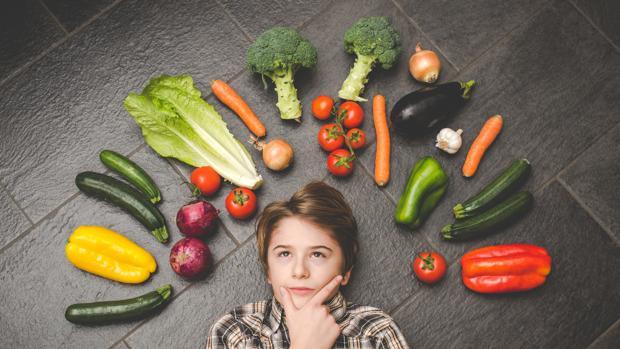¿Es sano que los niños sigan una dieta vegana?