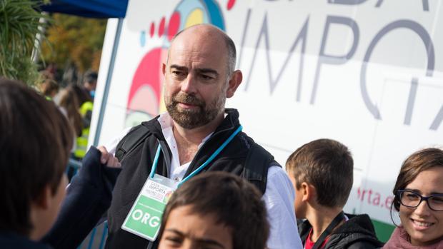Rafa Lozano era gerente de RedMadre en Madrid