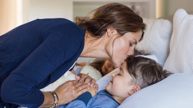 «Acostar a un niño cuando no tiene sueño es posible. Conseguir que se duerma es otra cosa»