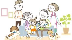 Casi la mitad de familias numerosas vive con menos de 3.000 euros al mes