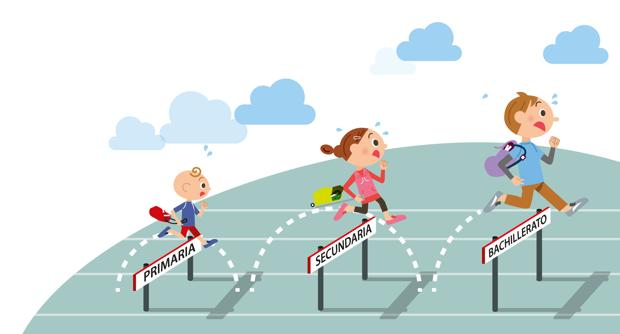 El papel de los padres es decisivo en la transición escolar de sus hijos