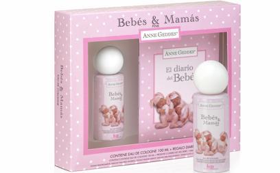 Nueva fragancia pediátrica para bebés