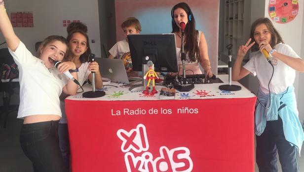 Nace una radio hecha por y para niños