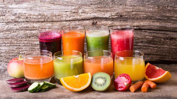 Los 8 mitos sobre el zumo de frutas