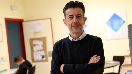 Antonio Adánez, director del CEIP Julián Marías (Madrid)