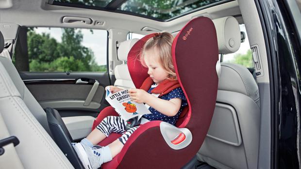 Nace la Mesa para la Seguridad Infantil en los vehículos