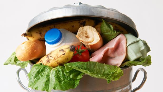 Las familias españolas tiran a la basura 272 euros al año en comida