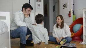 «Nunca he sentido que mi hijo sea una carga en el colegio»