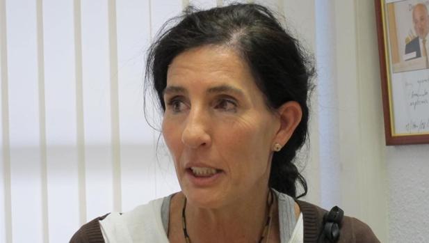 Maria Menéndez Zubillaga, presidenta de la Asociacion de Familias Numerosas de Madrid