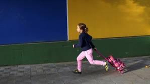 Las familias españolas gastarán de media 1.212 euros por hijo en el próximo curso escolar