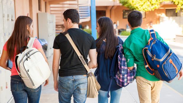 La incorporación al instituto es un momento clave en la socialización de los alumnos
