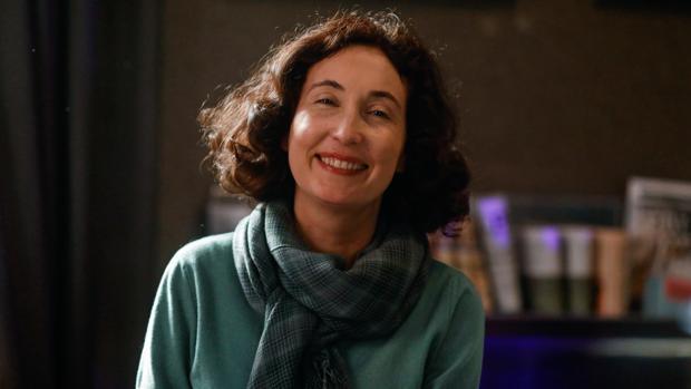 Elsa Punset, escritora y autora de «Felices»