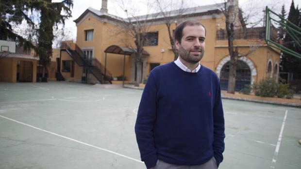 El colegio Nuevo Velázquez que dirige González está especializado en alumnos con Trastorno por Déficit de Atención e Hiperactividad (TDAH)