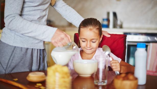 El desayuno es un buen momento para estrechar lazos y mejorar la comunicación familiar