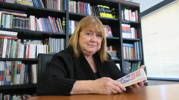 Susana Malcorra durante su entrevista