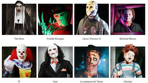 Halloween propone disfraces de siempre y de temporada