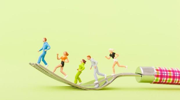 La Dieta DASH es un patrón saludable con el que es posible adelgazar