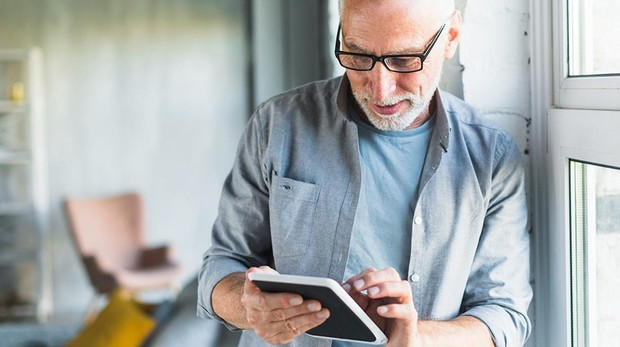 Aprender a usar las nuevas tecnologías mantendrá la mente aún más activa