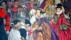 María «la sanguinaria», la mujer que convirtió a Felipe II en Rey de Inglaterra